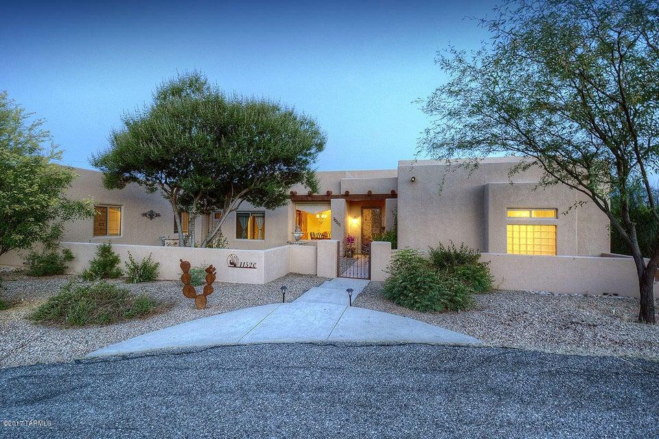 11520 E Quiet Valley Place, Tucson, AZ 85749