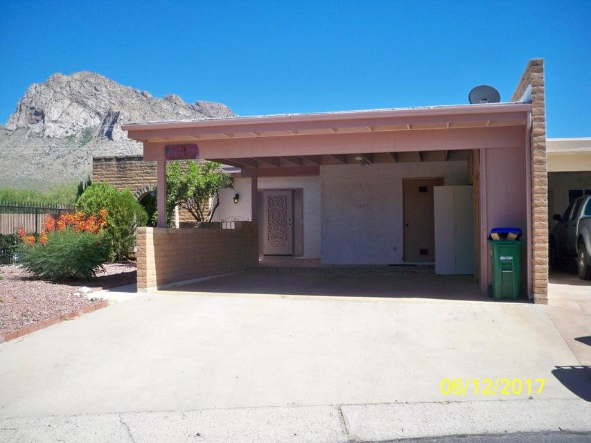10132 N Valle Del Oro Drive, Tucson, AZ 85737