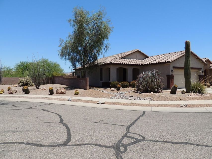 8130 W Wandering Spring Way, Tucson, AZ 85743
