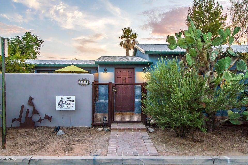 442 S El Paso Avenue, Tucson, AZ 85701