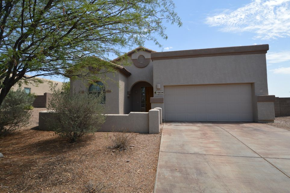 10834 S Heart Break Ridge Place, Vail, AZ 85641