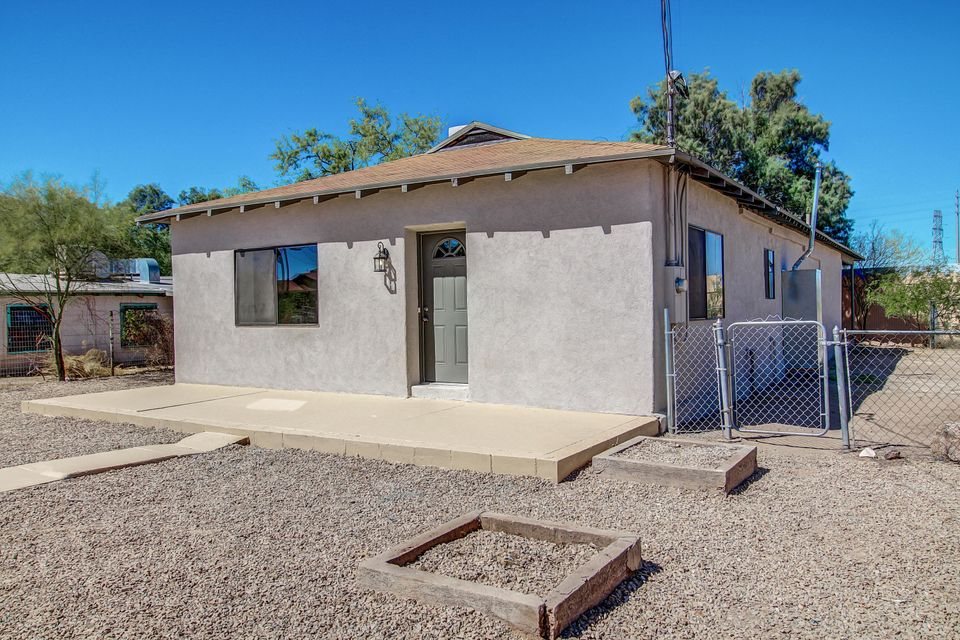 855 N Contzen Avenue, Tucson, AZ 85705