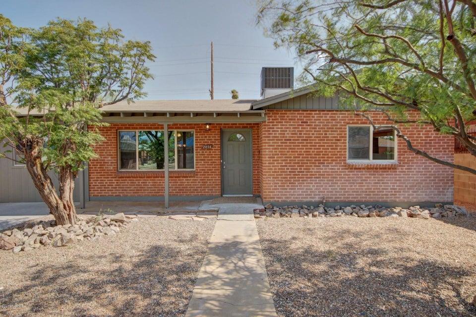 2416 E 19th Street, Tucson, AZ 85719