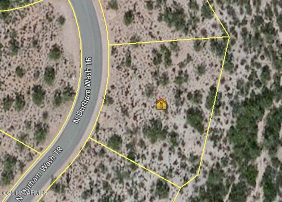 12320 N Durham Wash Drive, Marana, AZ 85658