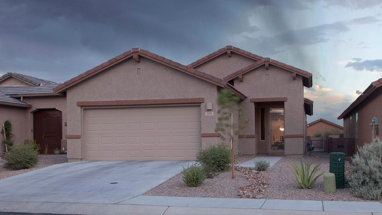 572 N Rugged Canyon Drive, Green Valley, AZ 85614
