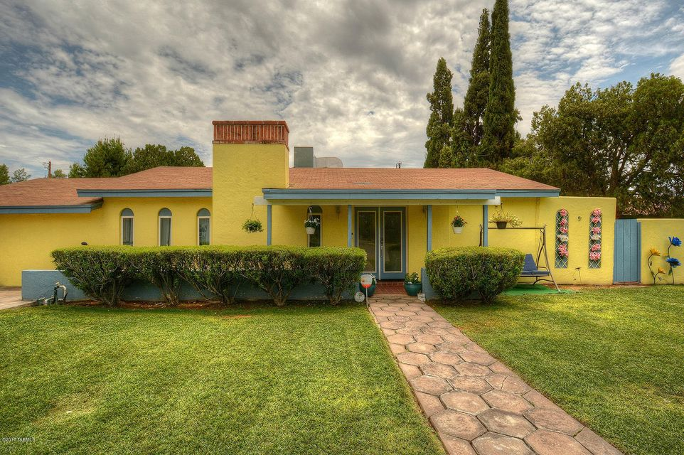 2802 E Farr Street, Tucson, AZ 85716