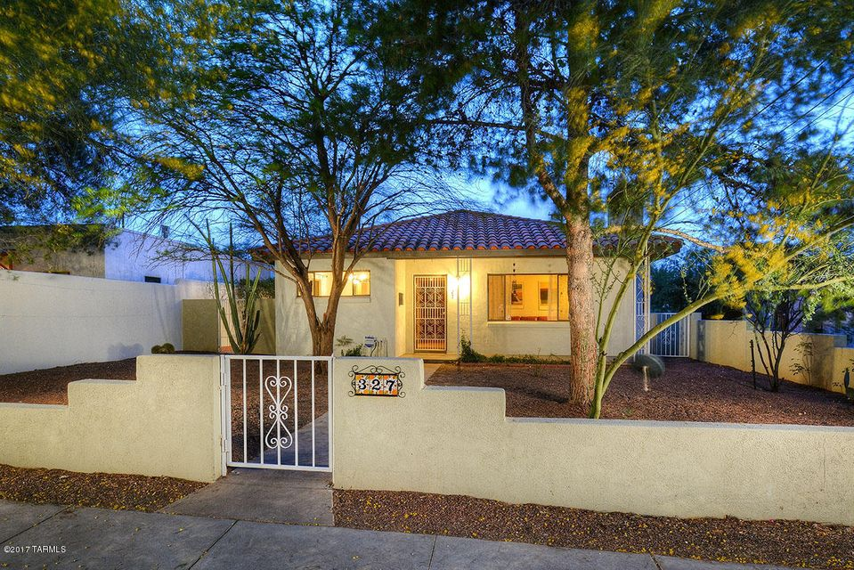327 N Sawtelle Avenue, Tucson, AZ 85716