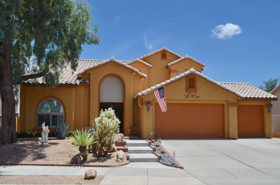 8390 N Poudre Drive, Tucson, AZ 85743