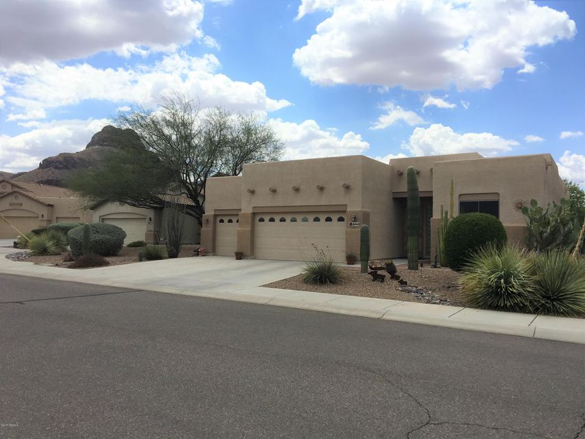 8045 N Sombrero Point Drive, Tucson, AZ 85743