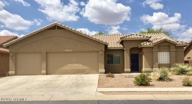 5076 W Wild Burro Spring Drive, Marana, AZ 85658