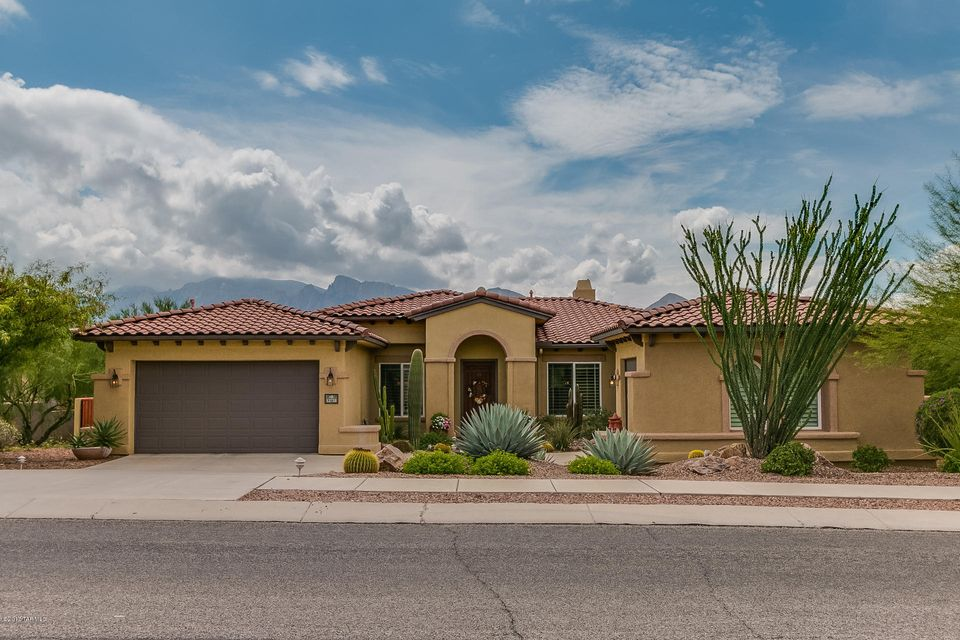 12728 N Piping Rock Road, Oro Valley, AZ 85755