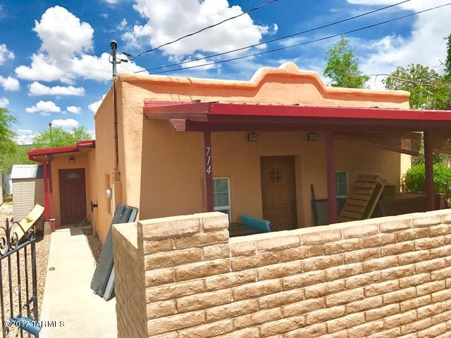 714 N Anita Avenue, Tucson, AZ 85705