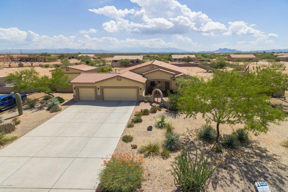 10256 N Avra Vista Drive, Marana, AZ 85653