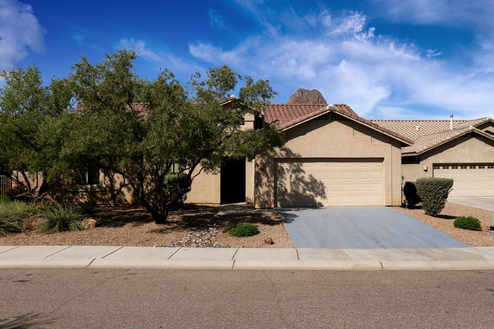 7665 W Quachila Court, Tucson, AZ 85743