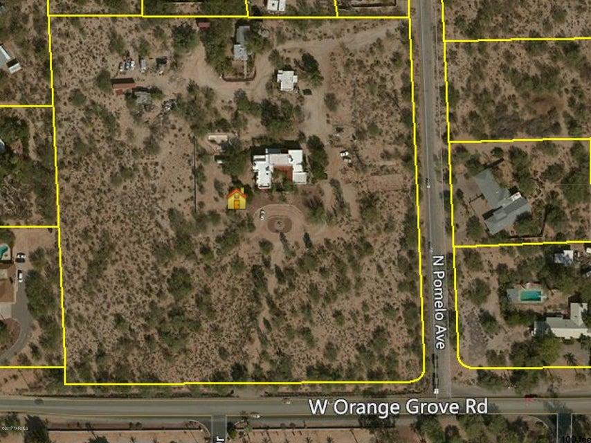 6479 N Pomelo Avenue, Tucson, AZ 85704