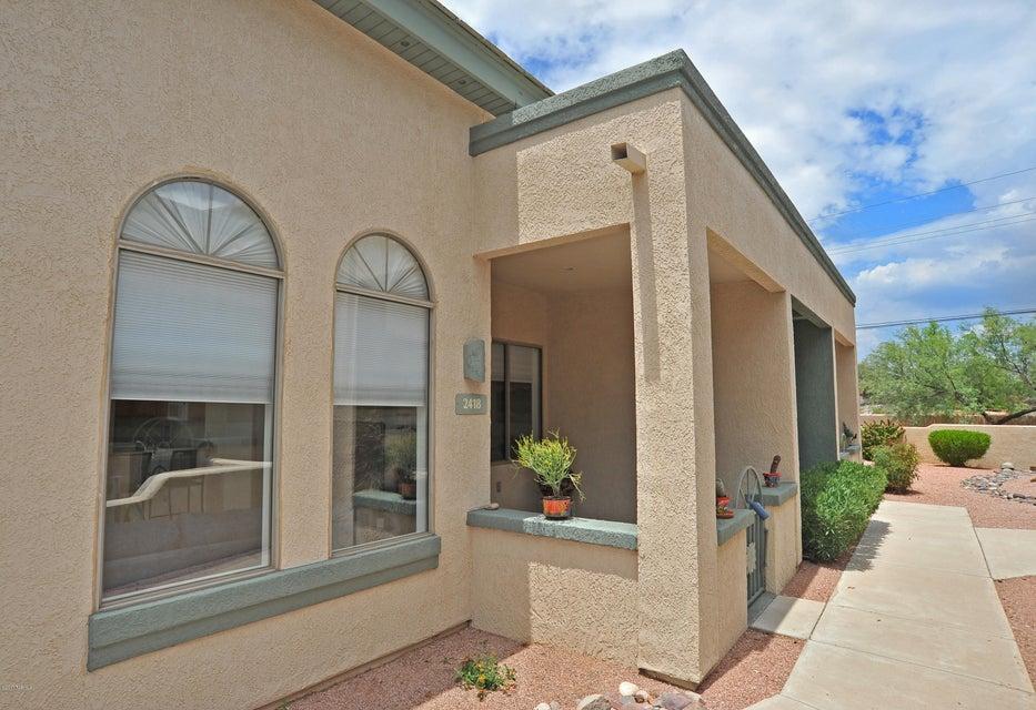2418 W Via Di Silvio, Tucson, AZ 85741
