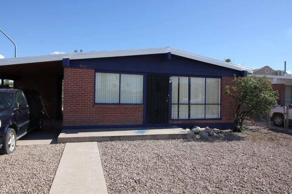 742 E Lester Street, Tucson, AZ 85719