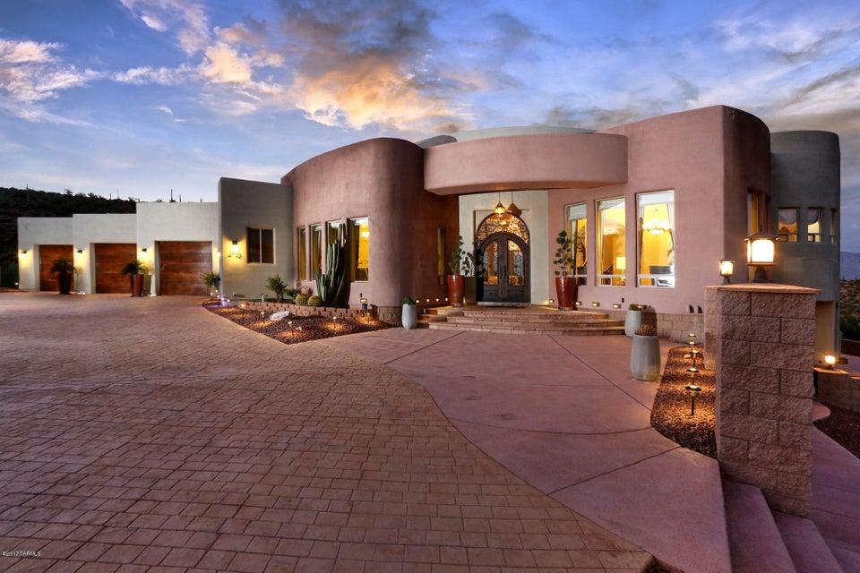 4792 N El Adobe Ranch Road, Tucson, AZ 85745