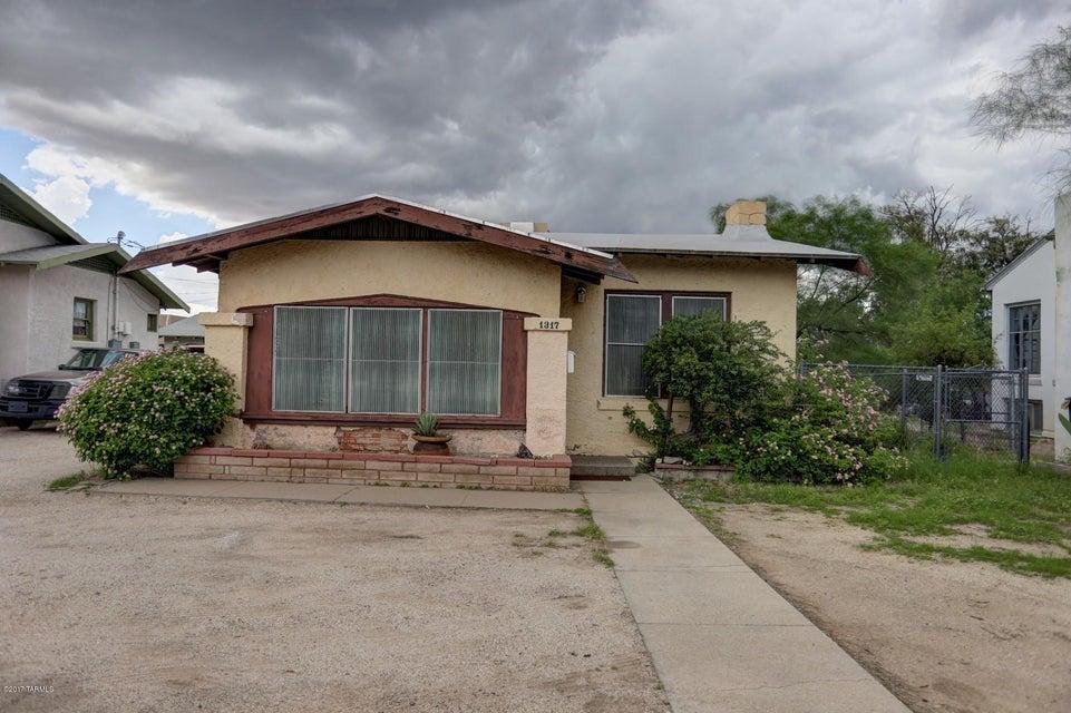 1317 N Euclid Avenue, Tucson, AZ 85719
