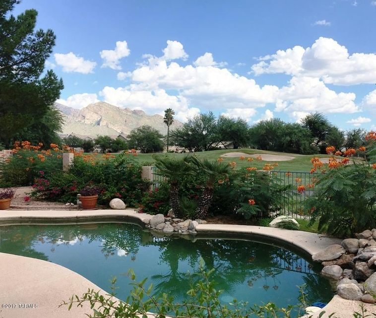 10702 N Eagle Eye Place, Oro Valley, AZ 85737