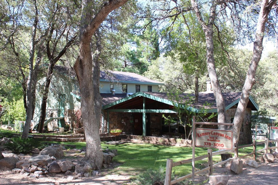 29 E Ramsey Canyon Road, Hereford, AZ 85615