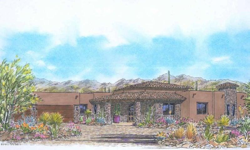 8241 S Long Bar Ranch Place Vail, AZ 85641