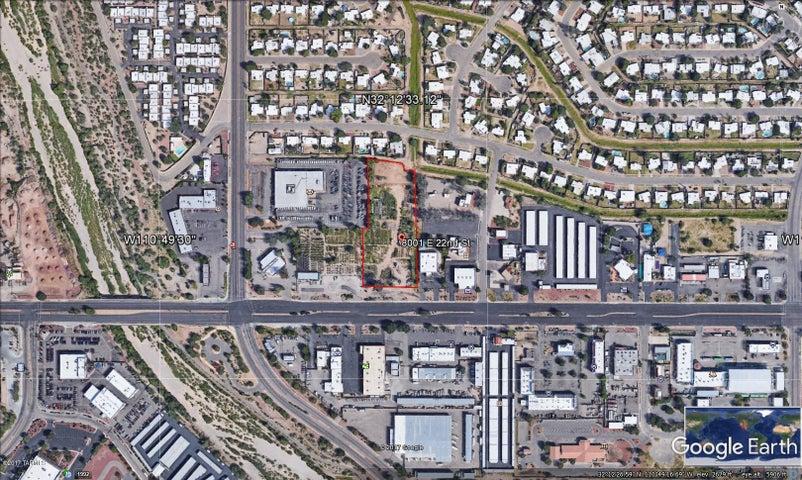 8001 E 22nd Street Tucson, AZ 85710