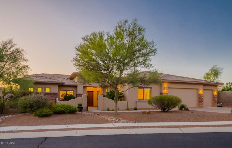 13821 N Javelina Springs Place Oro Valley, AZ 85755
