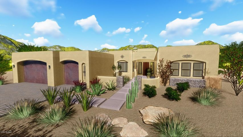 1293 W Placita La Greda Oro Valley, AZ 85755