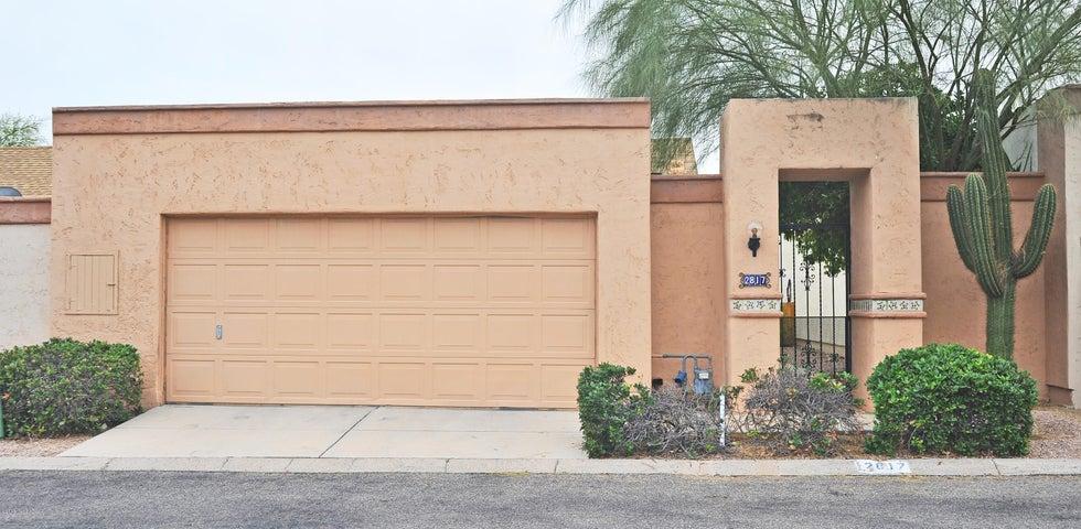 2817 W Medlar Place Tucson, AZ 85745