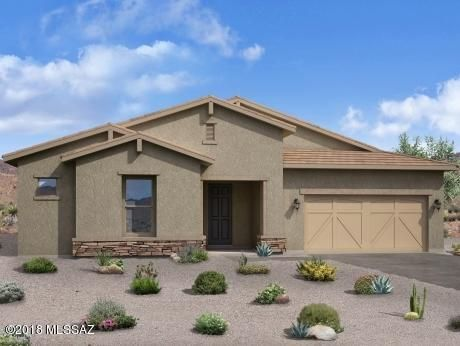 1311 E Stronghold Canyon Lane Sahuarita, AZ 85629