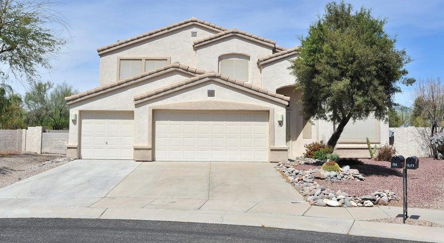 254 W Klinger Canyon Drive Oro Valley, AZ 85737