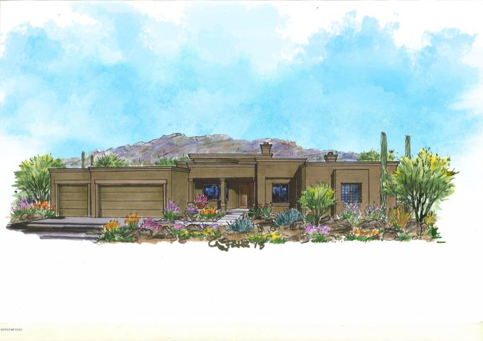 8307 S Long Bar Ranch Place Vail, AZ 85641