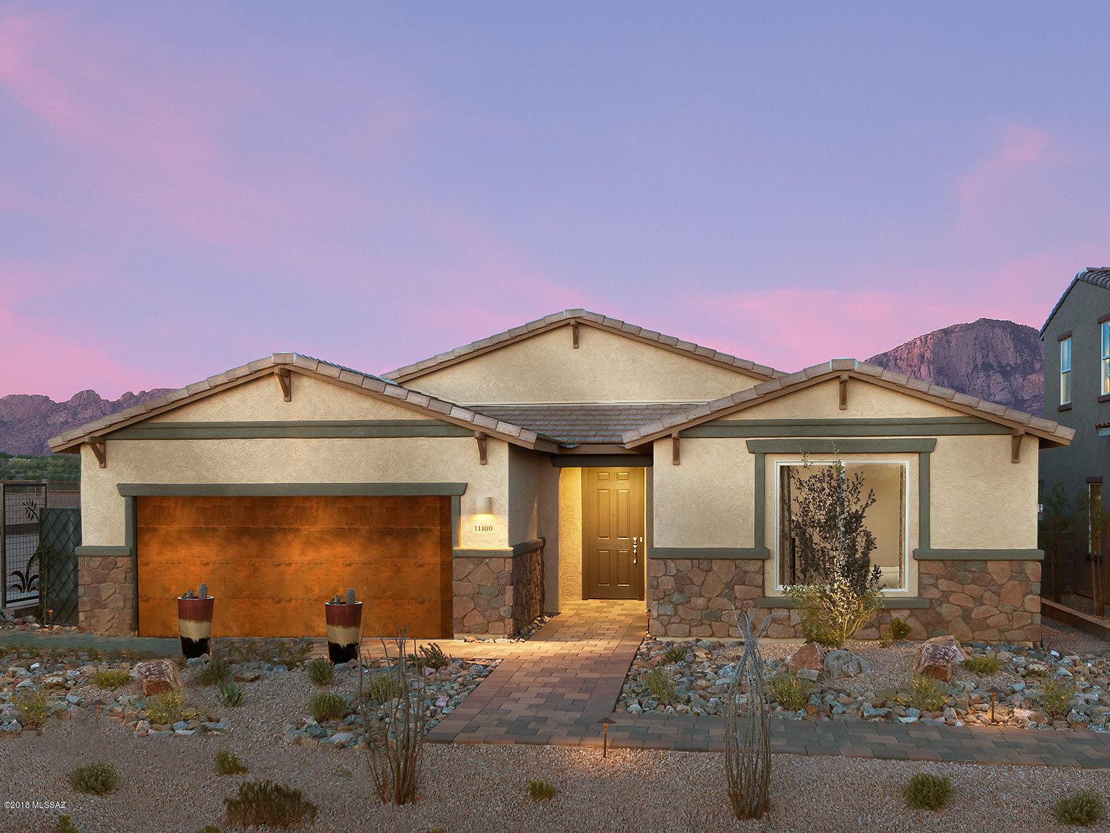 11091 N Gemma Avenue Oro Valley, AZ 85742