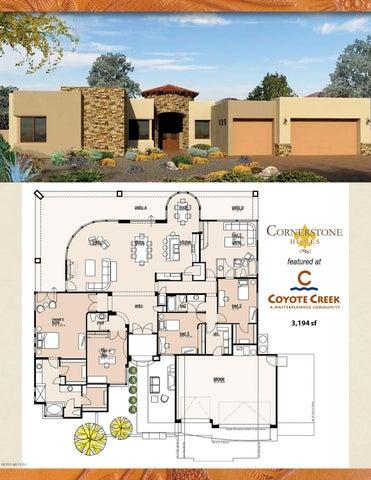 7970 S Circle C Ranch ''to Be Built'' Road Vail, AZ 85641