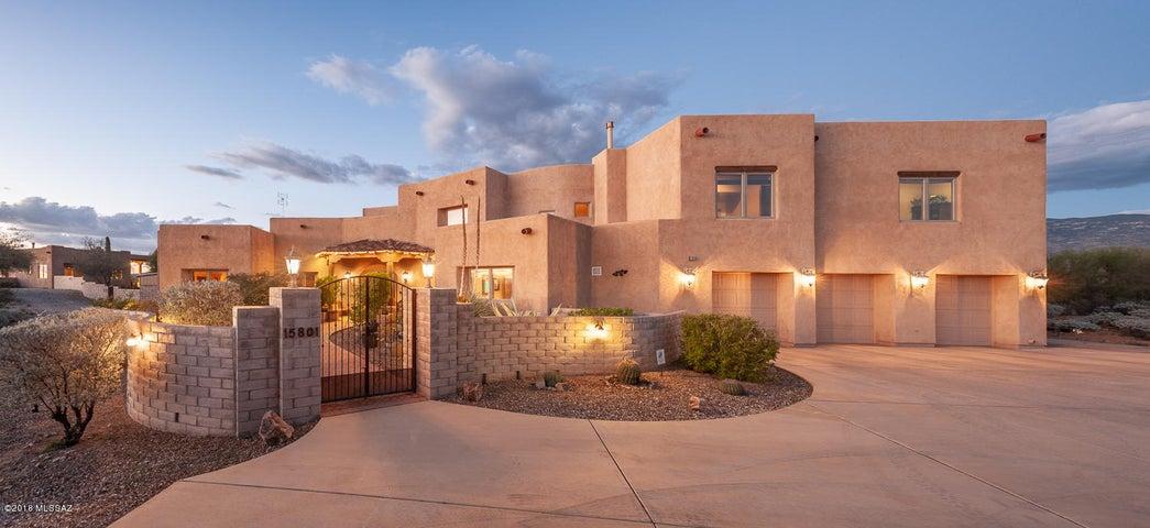 15801 E Colt Creek Place Vail, AZ 85641