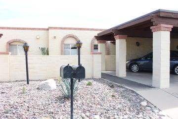 tucson real estate in desert glenn townhouses