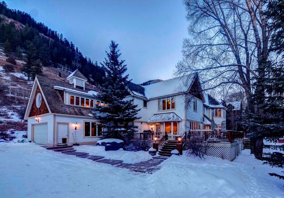 Single Family Home for Sale at 527 Galena Avenue Telluride, Colorado,81435 United States