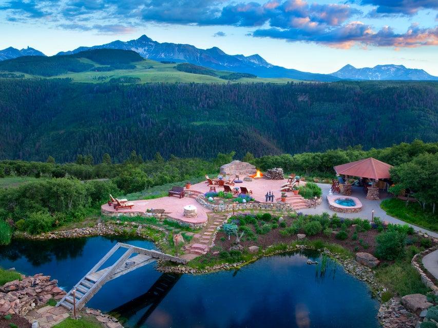 Maison unifamiliale pour l Vente à 685 WILSON Way Telluride, Colorado,81435 États-Unis