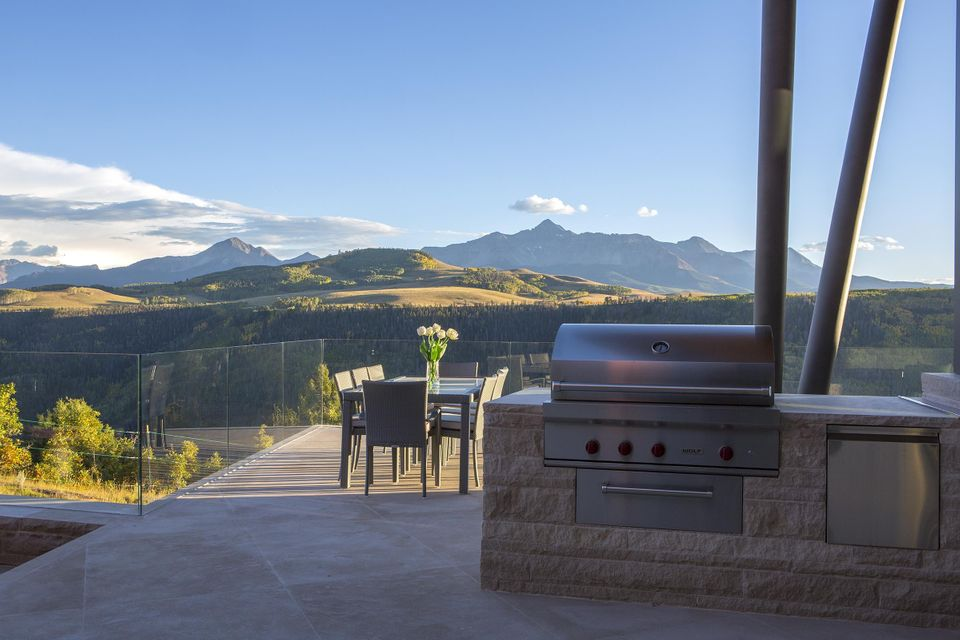 Additional photo for property listing at Sunset Ridge 296 Gray Head Lane Telluride, 科羅拉多州,81435 美國