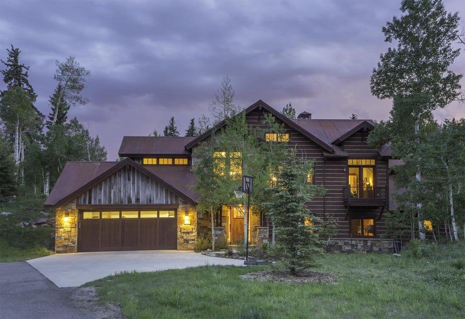 Частный дом для того Продажа на 103 Lawson Overlook Road 103 Lawson Overlook Road Mountain Village, Колорадо,81435 Соединенные Штаты