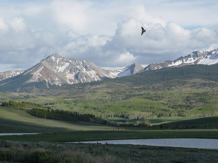 Terrain / Lots pour l Vente à Parcel CR Sound of Music Ranch Placerville, Colorado,81430 États-Unis