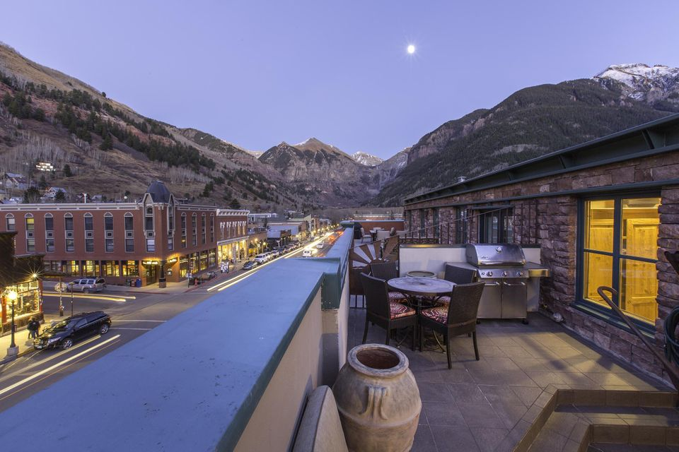 Condominium for Sale at 100 Colorado Avenue 100 Colorado Avenue Telluride, Colorado,81435 United States