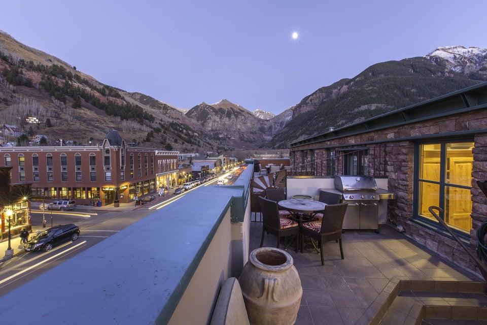 Appartement voor Verkoop een t 100 Colorado Avenue Telluride, Colorado,81435 Verenigde Staten