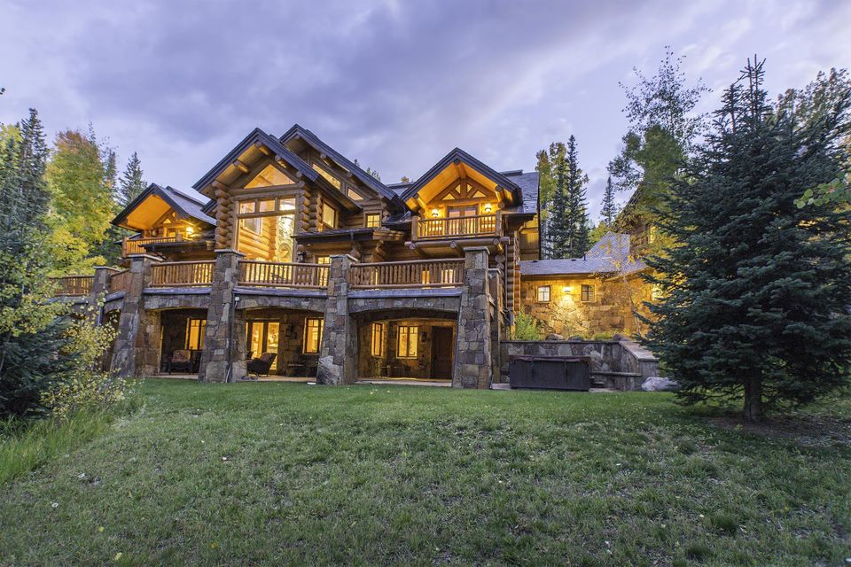 Single Family Home for Sale at 100 Eagle's Rest 100 Eagle's Rest Mountain Village, Colorado,81435 United States