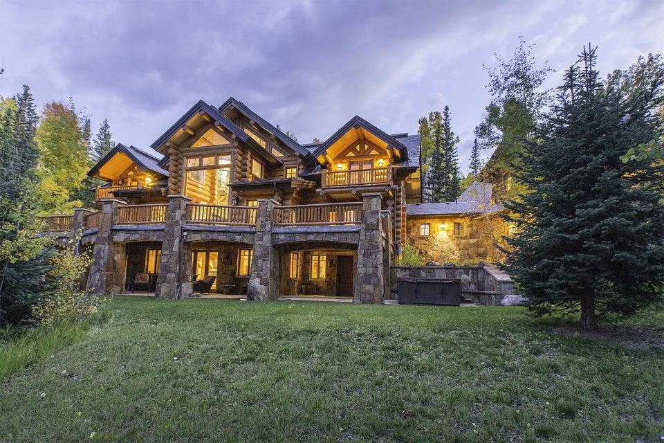 獨棟家庭住宅 為 出售 在 100 Eagle's Rest Telluride, 科羅拉多州,81435 美國