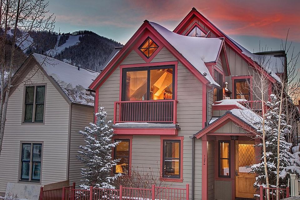 127 S OAK Street, Telluride Colorado