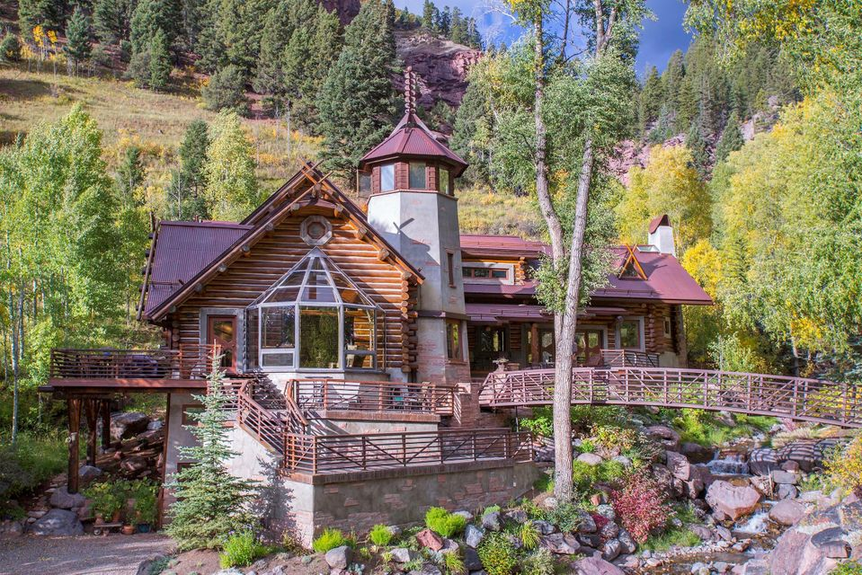 Maison unifamiliale pour l Vente à 459 West Dakota Avenue 459 West Dakota Avenue Telluride, Colorado,81435 États-Unis