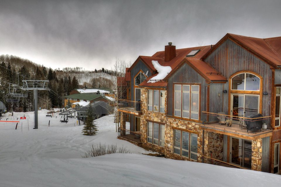 Appartement en copropriété pour l Vente à 333 ADAMS RANCH Road 333 ADAMS RANCH Road Telluride, Colorado,81435 États-Unis
