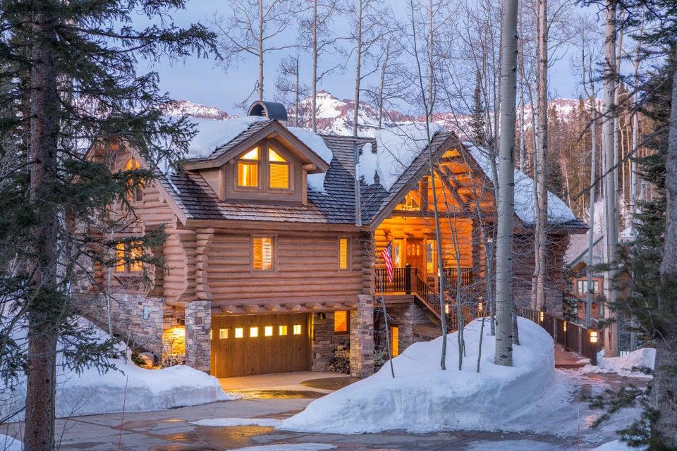 156  Polecat Lane, Mountain Village Colorado